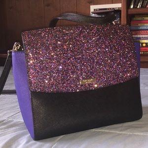 Glittery Kate Spade Shoulderbag